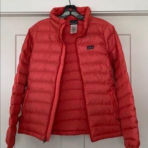 Patagonia youth/ girls XL (14) down jacket